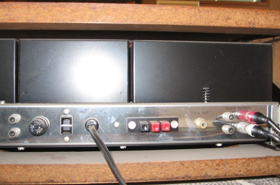 71: MCINTOSH MC 2105 AMP, C28 PRE-AMP, AND MR78 TUNER - 9