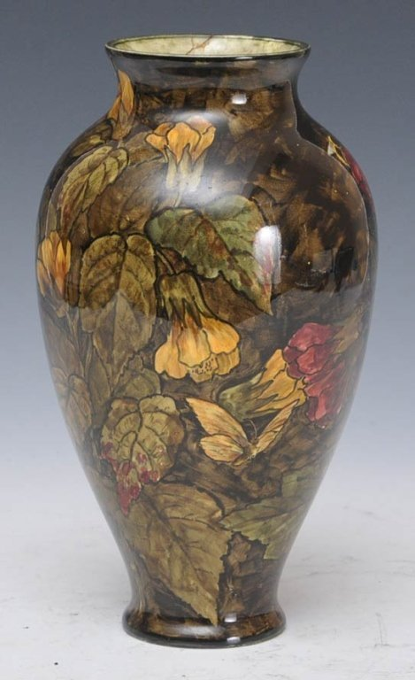 9: John Bennett High Glazed Vase