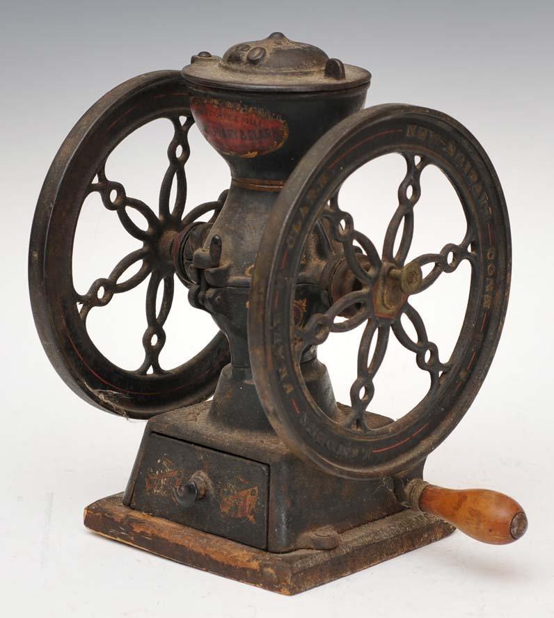 1: Victorian Coffee Grinder