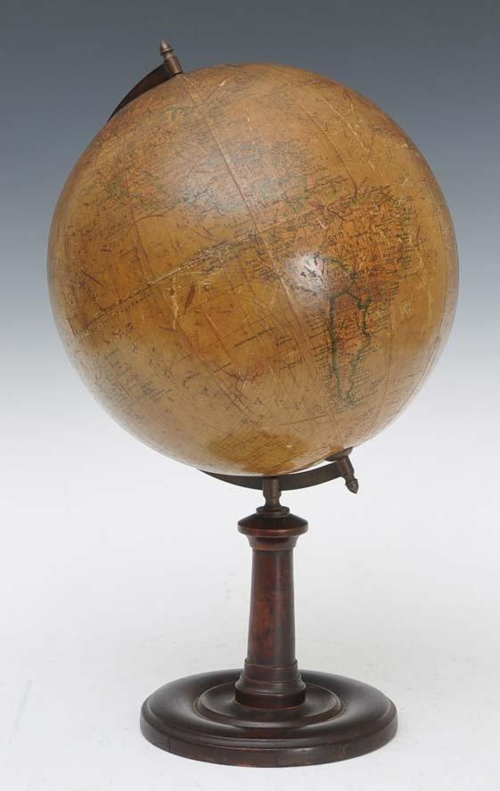 "14: Terrestrial 10"" Globe"