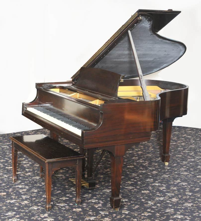 20: Steinway Model M Grand Piano