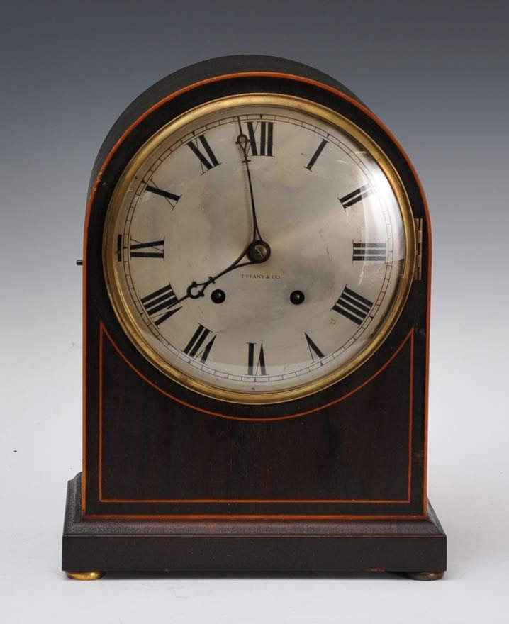 English Bracket Clock