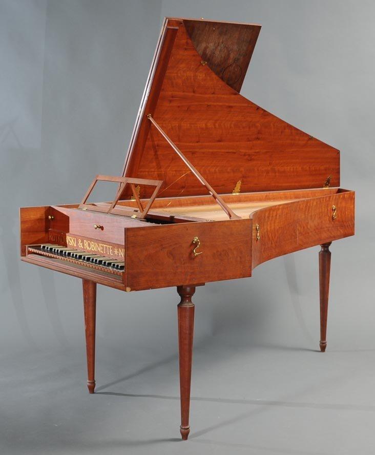 Rutkowski & Robinette Harpsichord