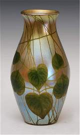 Tiffany Favrile Vase