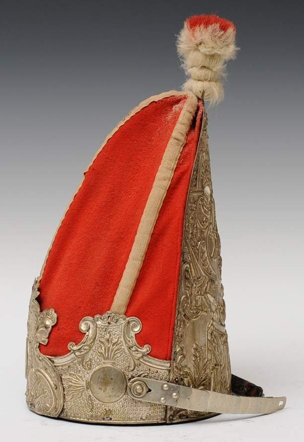 Prussian Miter Helmet