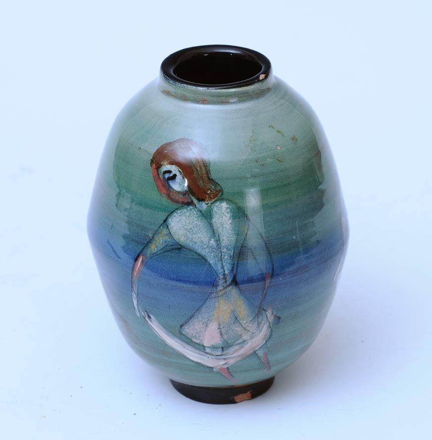 Pillin Pottery Vase