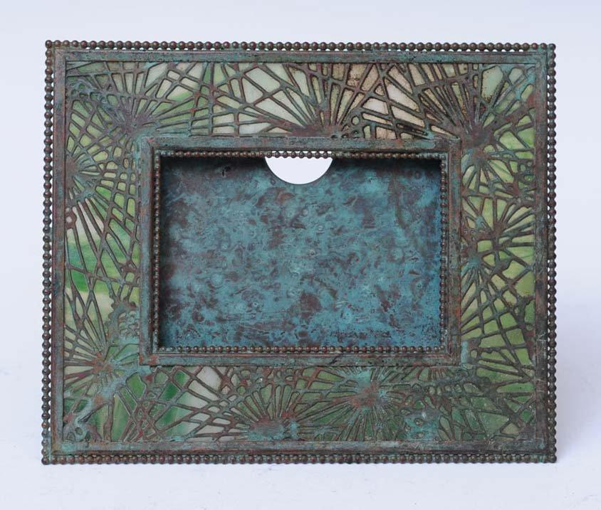 Tiffany Studios Calendar Frame