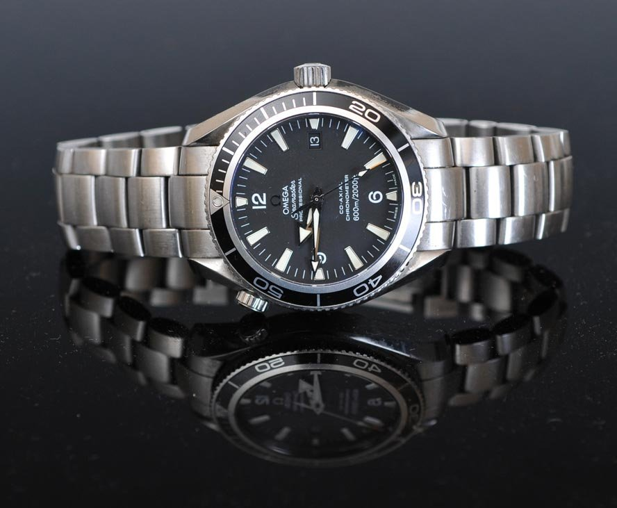 Omega Seamaster Planet Ocean Professional