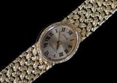 Piaget 18k Gold Ladies Wrist Watch