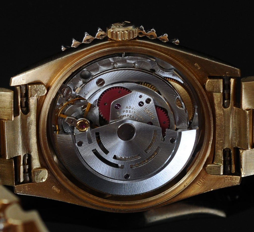 "Rolex 18k ""Super"" Presidential Wrist Watch - 6"