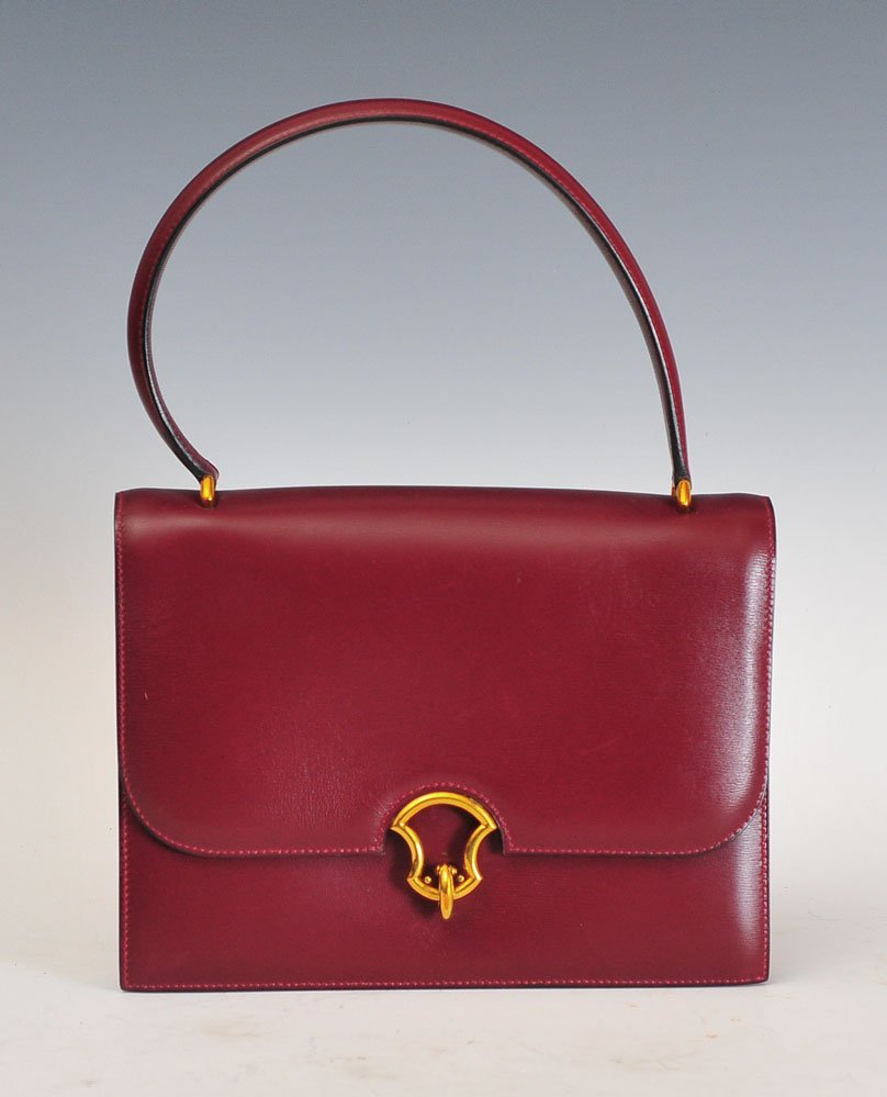 Hermes Leather Purse