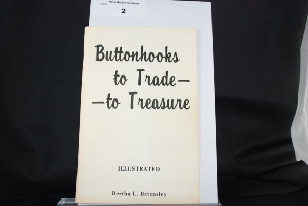 2: Buttonhook Collector Book