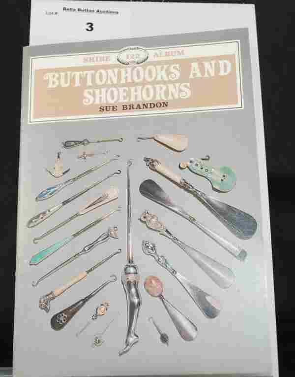 Buttonhook Collector Book