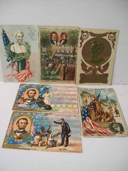 19: Postcards