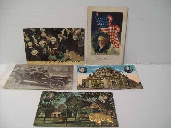 20: Postcards