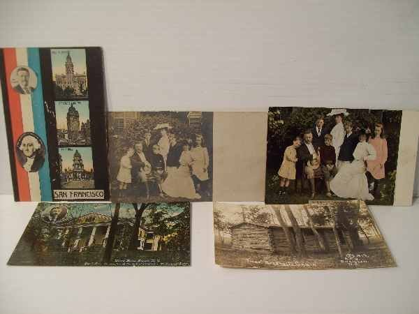 21: Postcards