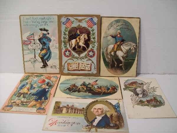 22: Postcards