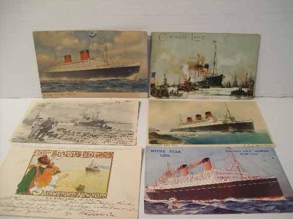 23: Postcards