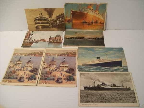 24: Postcards