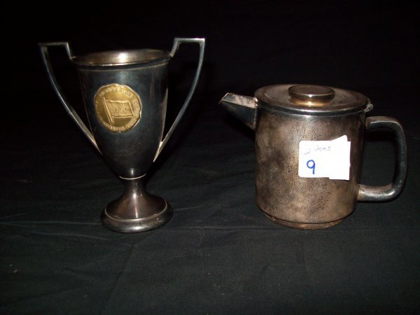 Silver-plate