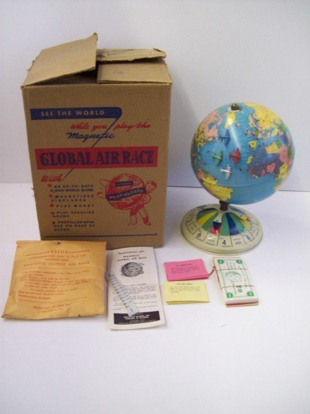 1: GLOBAL AIR RACE