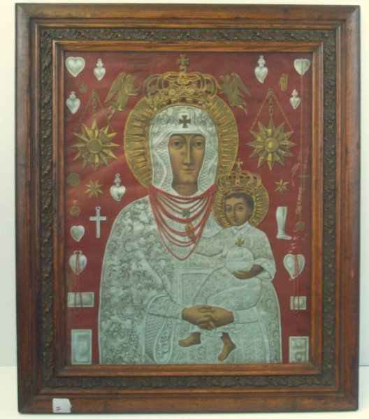 7: PRINT OF RUSSIAN ICON