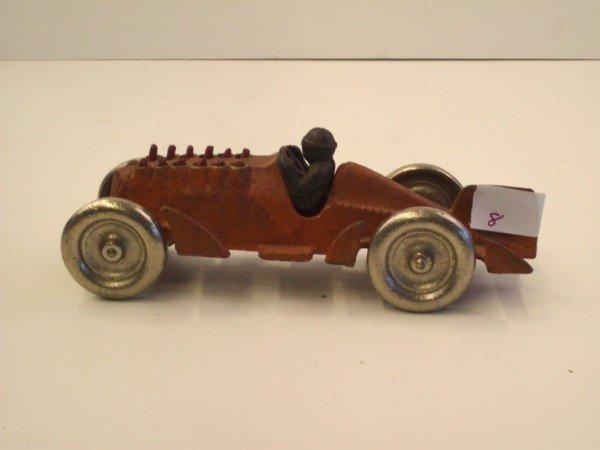 8: HUBLEY RACE CAR