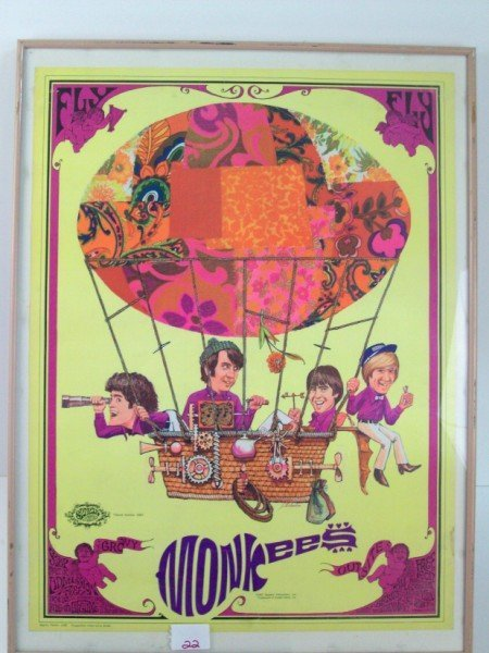 22: MONKEES POSTER