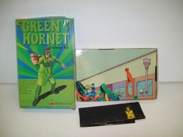 182: THE GREEN HORNET CARTOON KIT