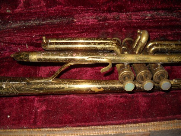 249: TRUMPET BY HARRY PEDLER & SONS - 8
