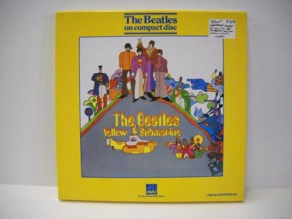 16: BEATLES DISC SET