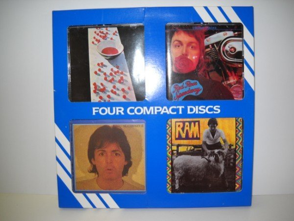 24: PAUL MCCARTNEY DISC SET