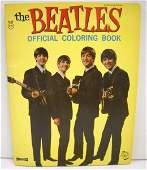 167: BEATLES COLORING BOOK