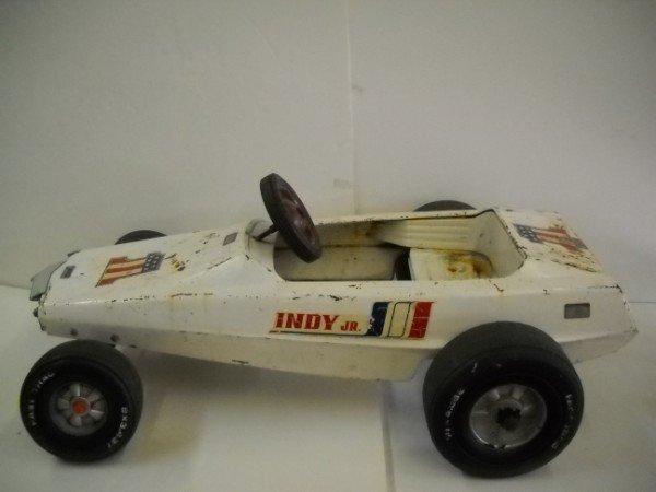 1A: SOAPBOX CAR