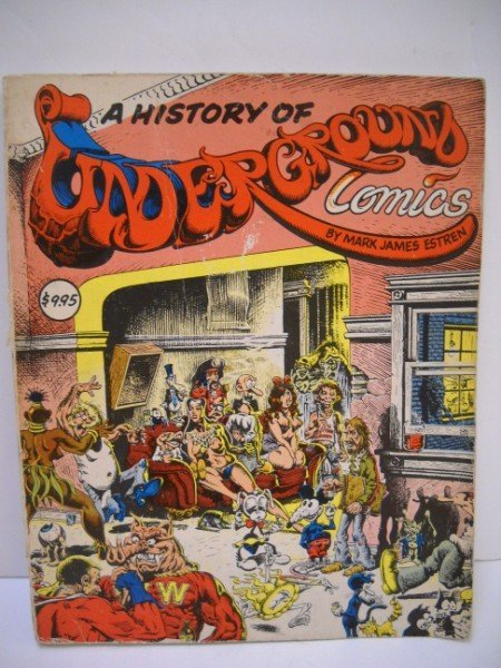 11A: A HISTORY OF UNDERGROUND COMICS