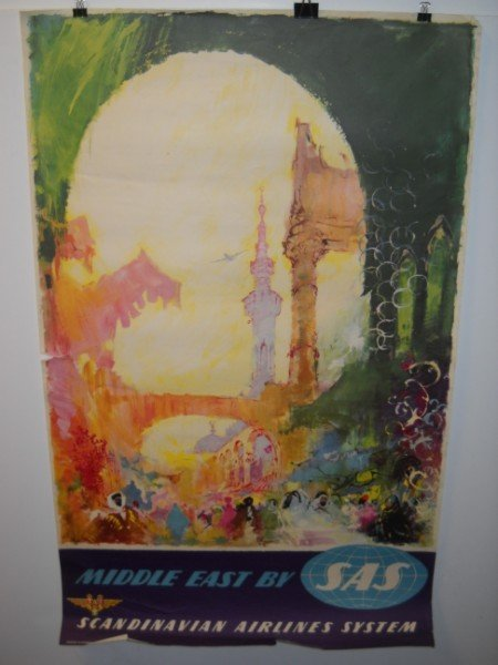 9A: TRAVEL POSTER