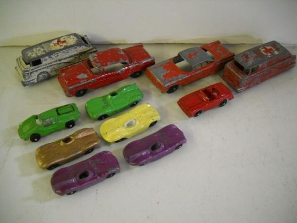 12A: METAL TOY CARS