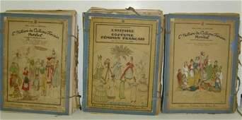 293: BOOKS OF FASHION SCKETCHES