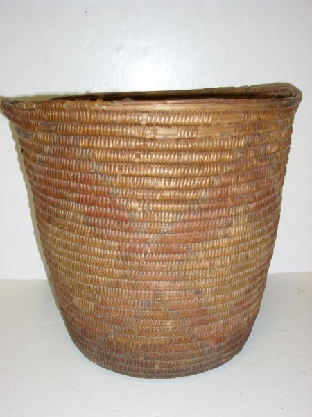 8A: AMERICAN INDIAN BASKET
