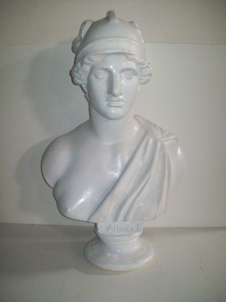 8A: ATHENS PLASTER STATUE