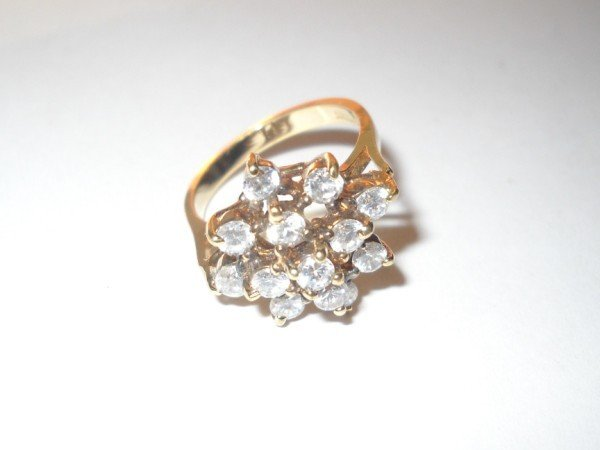 4A: WOMAN'S RING