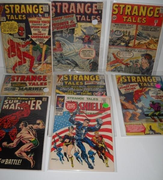 9: COMIC BOOKS