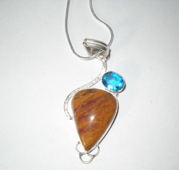 9A: STERLING NECKLACE