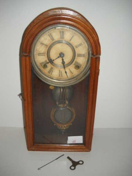 2: MANTLE CLOCK