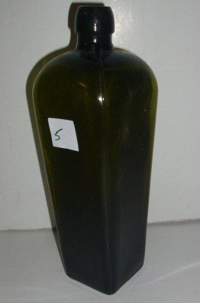 5: GLASS BOTTLE