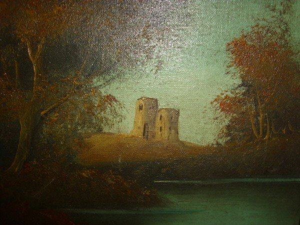 19A: OIL ON CANVAS - 3