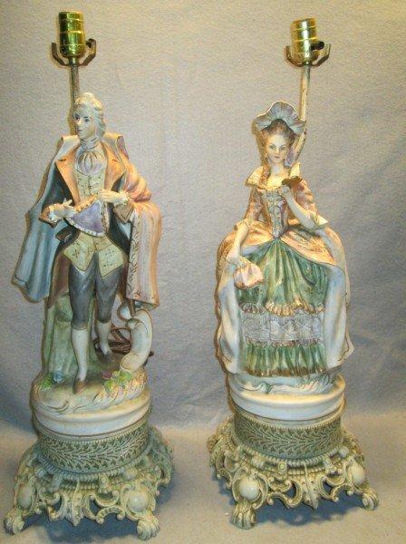 3: FIGURE LAMPS
