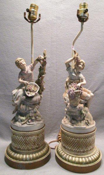 9: FIGURE LAMPS