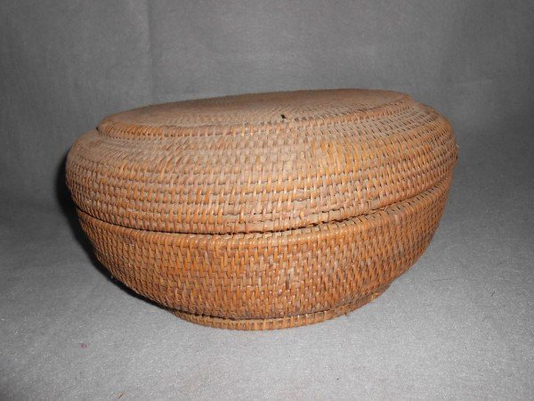 5A: AMERICAN INDIAN BASKET
