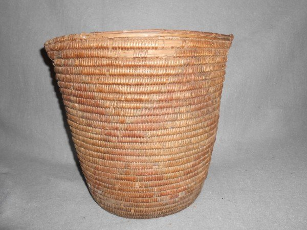 9A: AMERICAN INDIAN BASKET